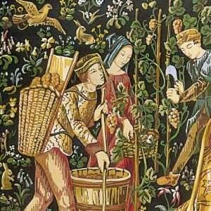 medieval vendanges middle ages refs